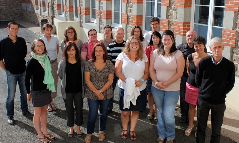 Enseignants du College Notre Dame LANVOLLON