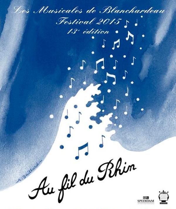 Les Musicales de Blanchardeau 2015
