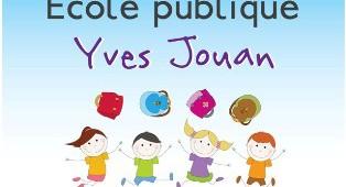 Visuel école Yves JOUAN Lanvollon